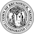 Seal of Brunswick, Maine.png