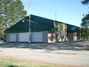 Searchmont, Ontario - Searchmont Fire Hall and Community Centre 2003
