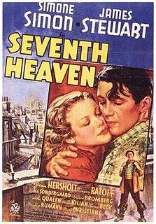 <i>Seventh Heaven</i> (1937 film) 1937 film by Henry King