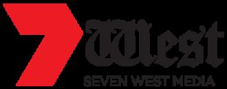 Seven West Media - Old Seven West logo