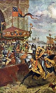 David Lindsay, 1st Earl of Crawford Scottish admiral
