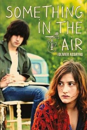 Something in the Air (2012 film) - Film poster