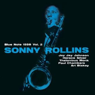 Sonny Rollins, Vol. 2 - Image: Sonnyrollinsvol 2