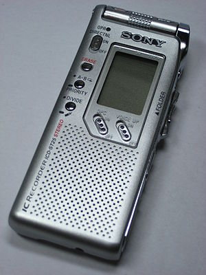 A digital sound recorder