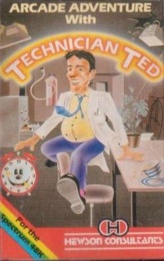 Technician Ted - Image: Spectrum Technician Ted