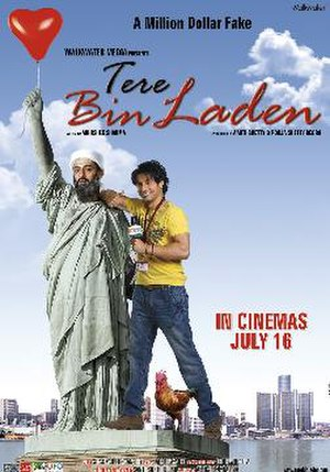 Tere Bin Laden - Theatrical release poster