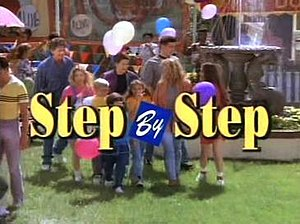 Step by Step (TV series) - Image: Step By Step Opening
