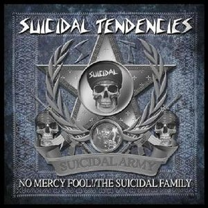 No Mercy Fool!/The Suicidal Family - Image: Suicidal Tendencies No Mercy Fool The Suicidal Family