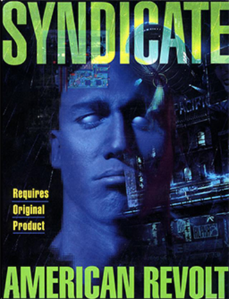 Syndicate: American Revolt - North American DOS cover art for Syndicate: American Revolt