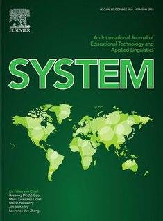<i>System</i> (journal) academic journal
