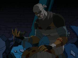 Rat King (Teenage Mutant Ninja Turtles) - The 2003 TV series version of the Rat King.