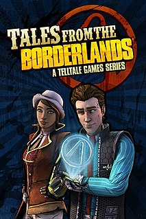<i>Tales from the Borderlands</i> Episodic video game