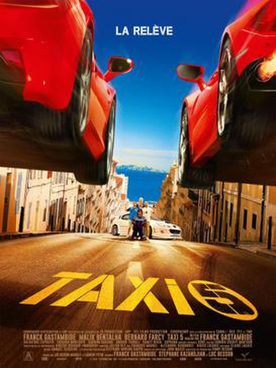 Picture of a movie: Taxi 5