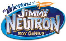 The Adventures of Jimmy Neutron Boy Genius logo.png