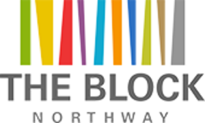 The Block Northway - Image: The Block Northway logo