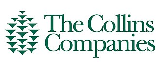 The Collins Companies - Image: The Collins Companies logo