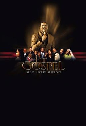 The Gospel (film) - Theatrical film poster