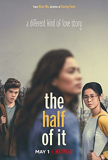 The Half of It 2020 USA Alice Wu Leah Lewis Daniel Diemer Alexxis Lemire  Comedy, Romance