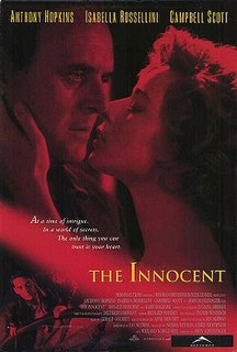 <i>The Innocent</i> (1993 film) 1993 espionage drama movie set in the post WW II years directed by John Schlesinger