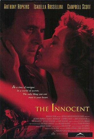 The Innocent (1993 film) - Original film poster
