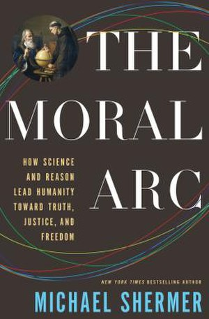 The Moral Arc - Cover of the first edition