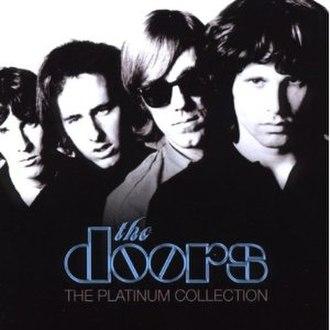 The Platinum Collection (The Doors album) - Image: The Platinum Collection (The Doors album)
