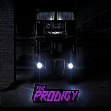 The Prodigy - No Tourists coverjpg