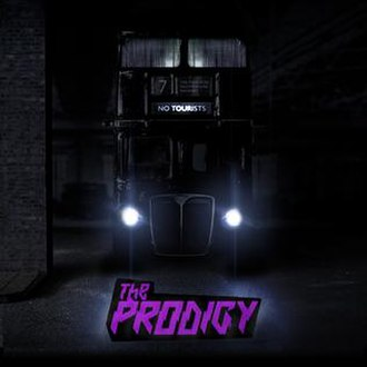 No Tourists - Image: The Prodigy No Tourists cover
