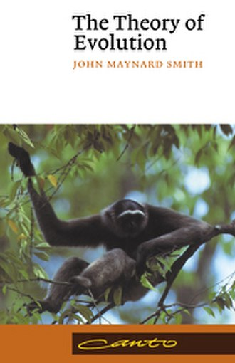 The Theory of Evolution - Image: The Theory of Evolution cover