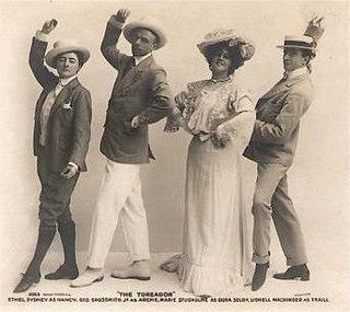 <i>The Toreador</i> musical