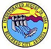 Official seal of Bullhead City, Arizona