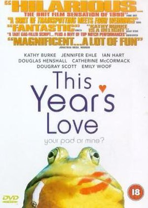 This Year's Love - DVD Cover