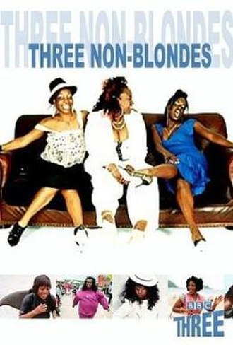 3 Non-Blondes - DVD cover