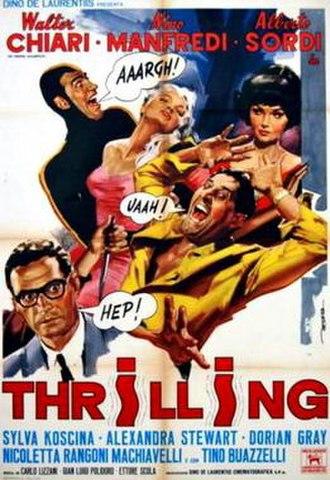 Thrilling - Image: Thrilling film