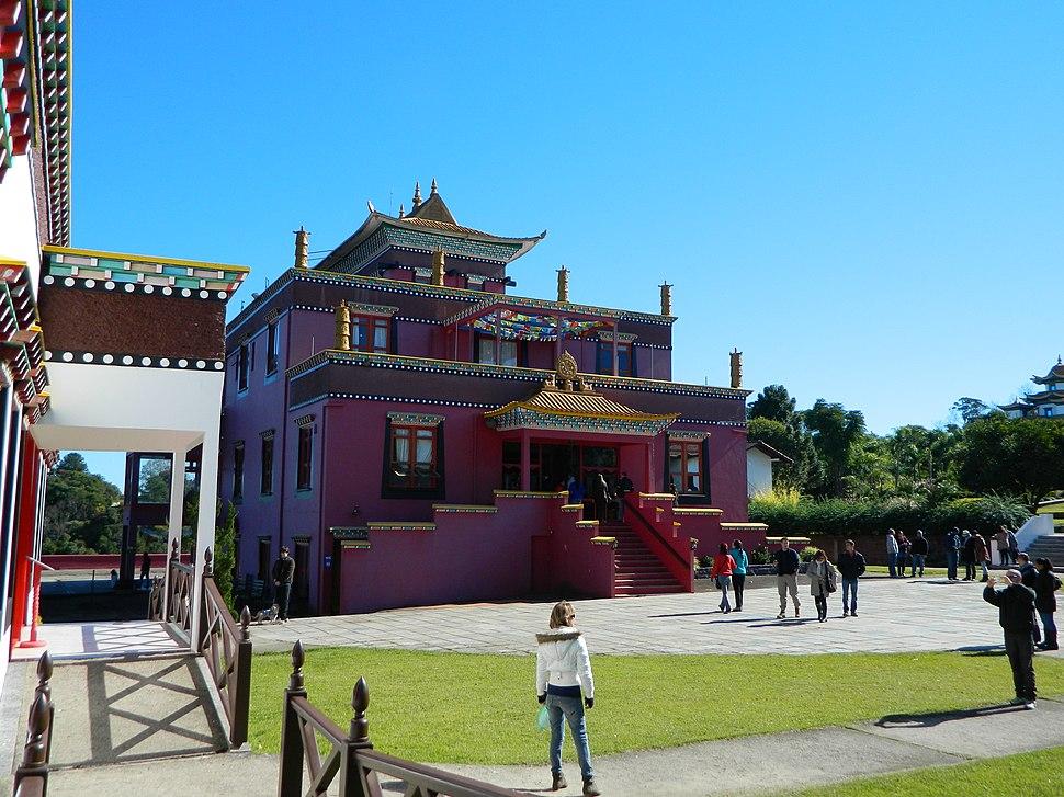Tibetan Buddhist Temple RS
