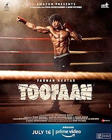 <i>Toofaan</i> Hindi sports film by Rakeysh Omprakash