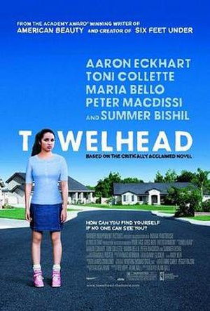 Towelhead (film) - Theatrical release poster
