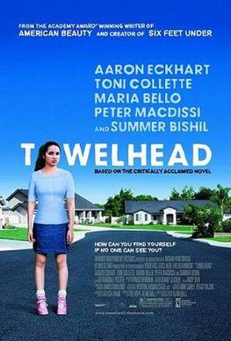 Towelhead (film) - Theatrical release poster