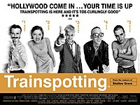 Picture of a movie: Trainspotting