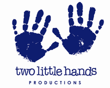 The logo for Two Little Hands Productions