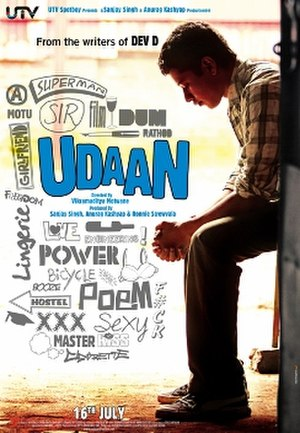 Udaan (2010 film) - Theatrical poster