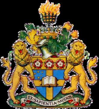 University of New England (Australia) - Image: Univ of New England Australia arms