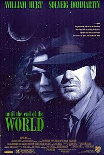 <i>Until the End of the World</i> 1991 film by Wim Wenders