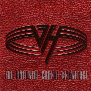 For Unlawful Carnal Knowledge - Image: Van Halen For Unlawful Carnal Knowledge