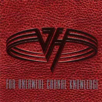 For Unlawful Carnal Knowledge - Image: Van Halen For Unlawful Carnal Knowledge