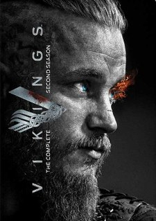 <i>Vikings</i> (season 2) season of television series