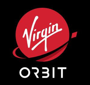 Virgin Orbit - Image: Virgin Orbin company logo 2017