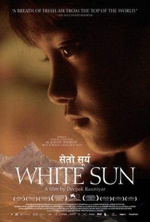 White Sun - Film poster