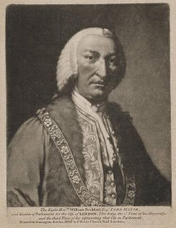 William Beckford (politician) Lord Mayor of London