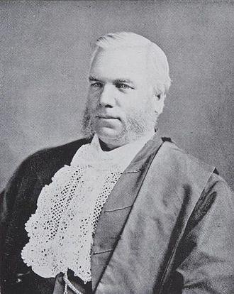 William Milne (politician) - Image: William Milne MHA